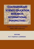 Contemporary Science Education Research Proceedings of ESERA 2009 Book3